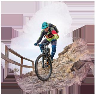 Mountainbike Touren auf La Palma Los Llanos