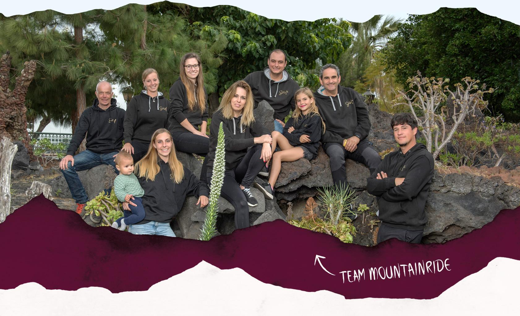 Team MountainRide La Palma