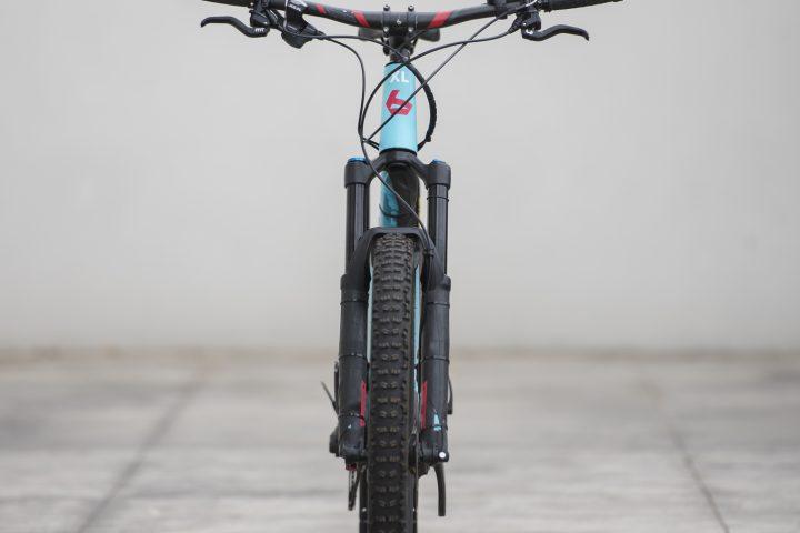 E-Trailster 8.0 18 Bergamont - Bicicleta Eléctrica – Mountain-Ride La Palma