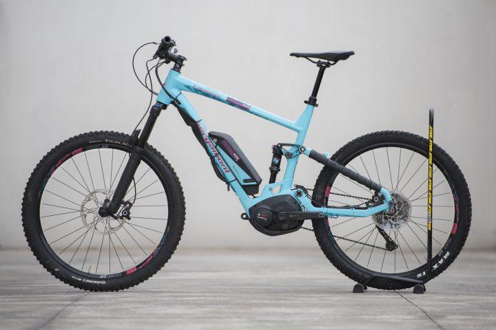 Liquidación bicicletas electricas de segunda mano Mountainride La Palma