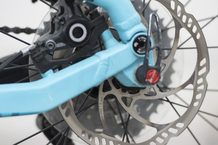 E-Trailster 8.0 18 Bergamont - Bicicleta Eléctrica
