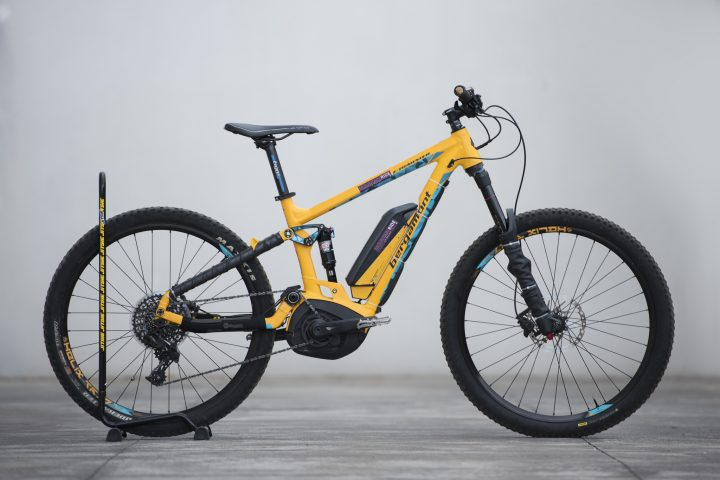 Category 4 Enduro and all mountain bikes