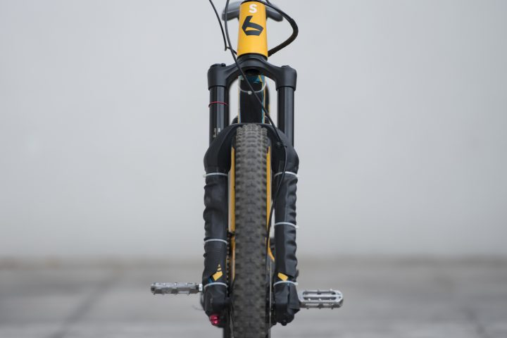 E-Trailster 7.0 18 Bergamont - Bicicleta Eléctrica