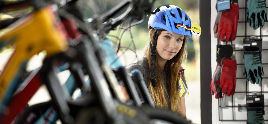 Cratoni Helme bei Mountainride La Palma
