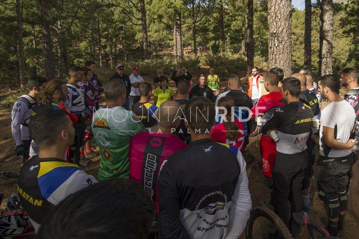 Renntag 2 – Transvulcania Bike Downhill-Rennen