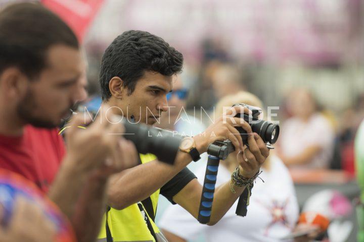 .. und jede Menge Fotografen