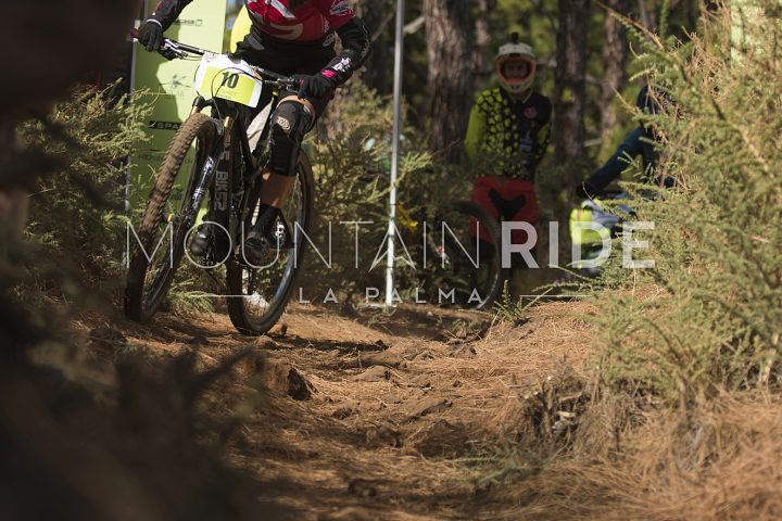 Transvulcania Bike Descenso Mujeres