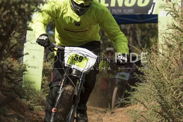Descenso Transvulcania Bike 2019