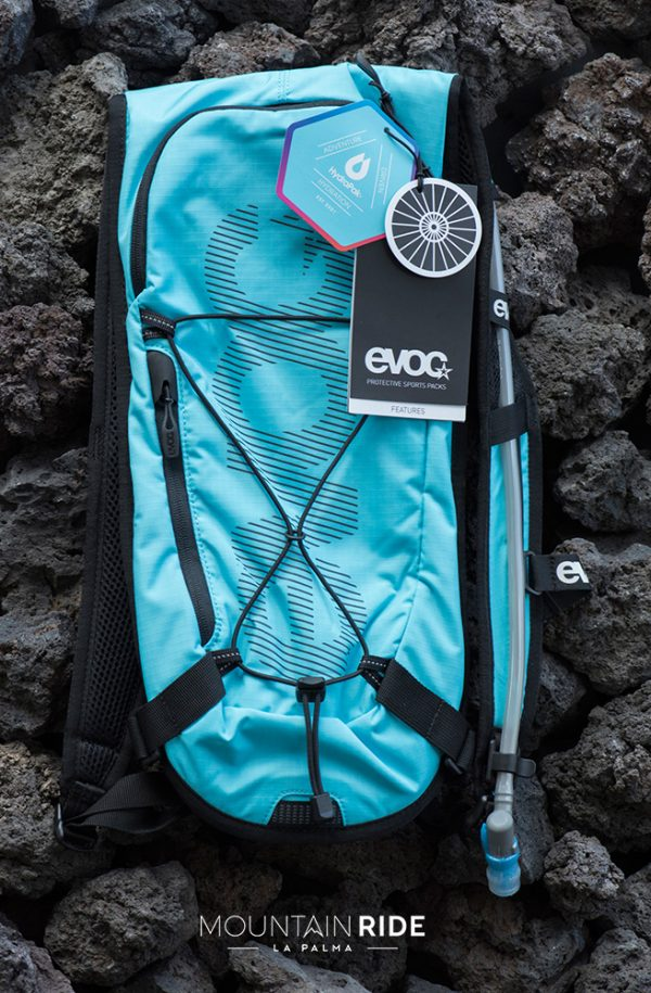 "EVOC Rucksack ""CC 3 L"" inkl. 2 L Hydrapak Trinkblase"