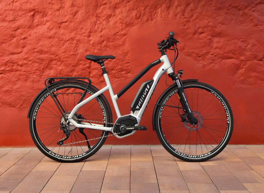 Ghost Trekking E-Bike Verleih La Palma