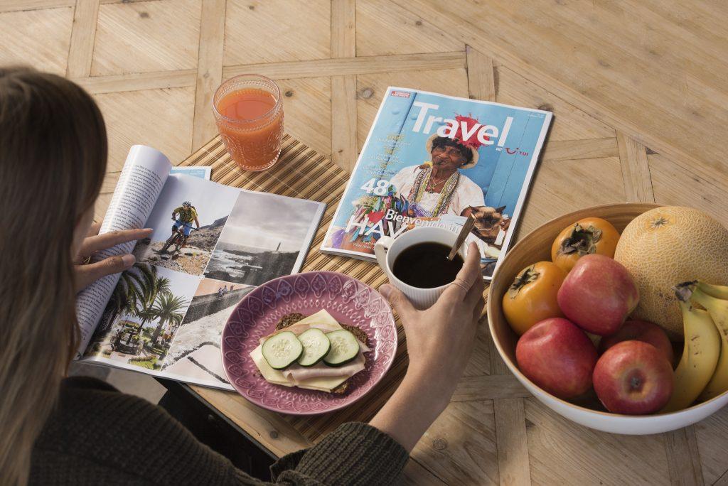MountainRide Bericht im Travel Magazin von TUI