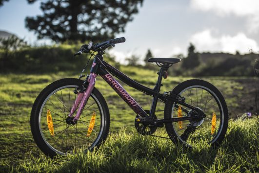 "Bicicleta de 20 pulgadas de la marca alemana ""BERGAMONT"" – 319 €"