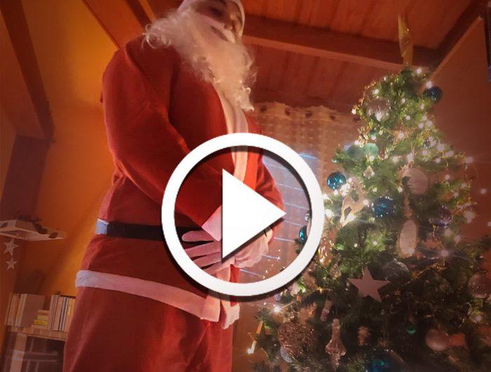 Weihnachts-Clip