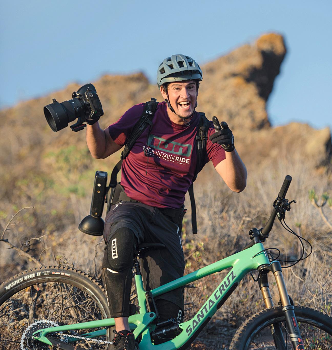 Touren-Fotograf Mountainride Dan