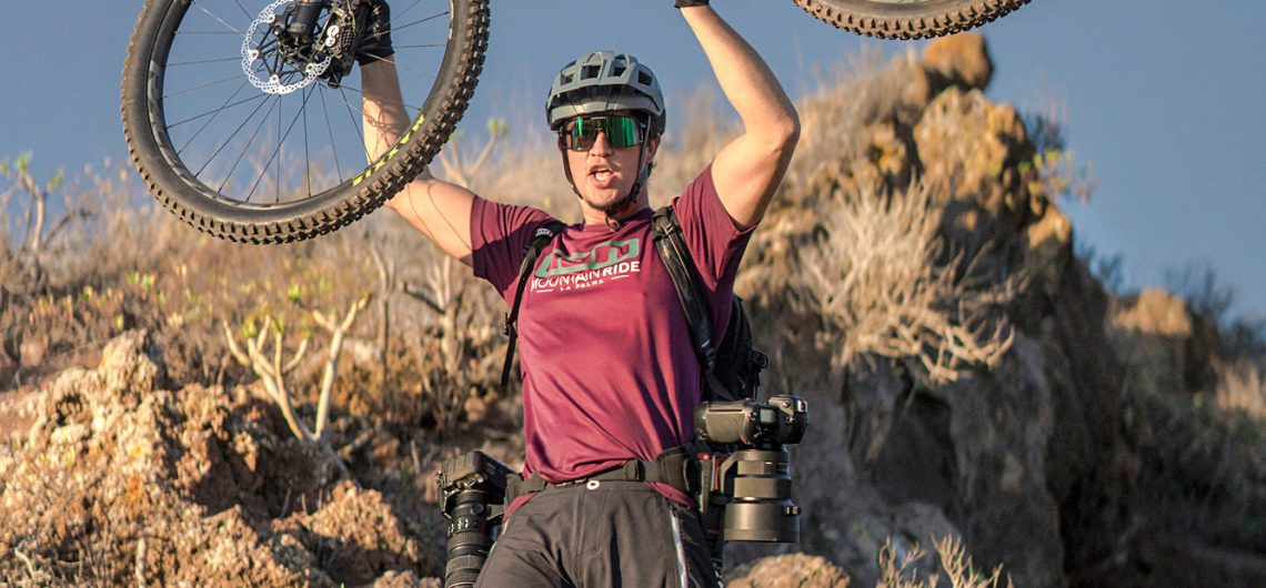 Fotograf Dan MountainRide La Palma