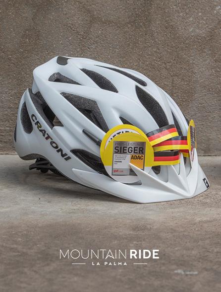 Cratoni casco de bicicleta bicicleta casco pacer MTB talla xs s 49-55cm negro azul Matt