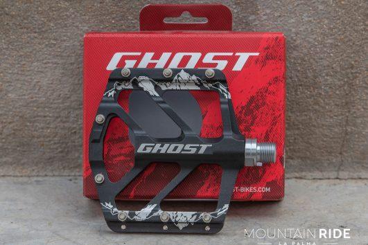 GHOST Bikes Flatpedal Mountain Design black