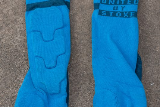ION BD Socks 2.0 calcetines inside blue