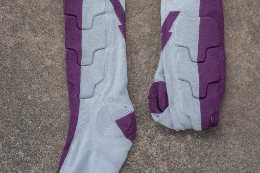 ION BD Socks 2.0 calcetines nebula grey