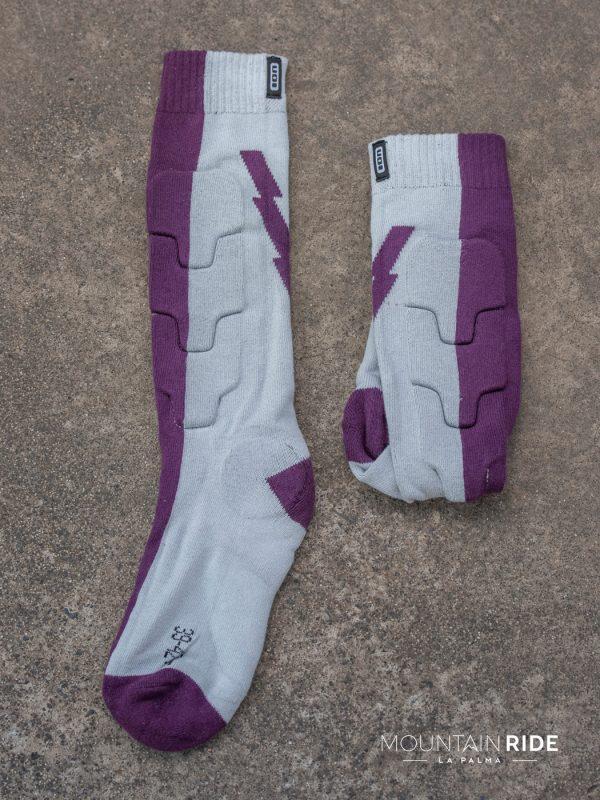ION BD Socks 2.0 calcetines nebula grey