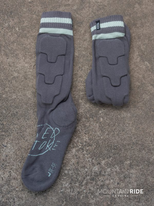 ION BD Socks 2.0 calcetines shallow green