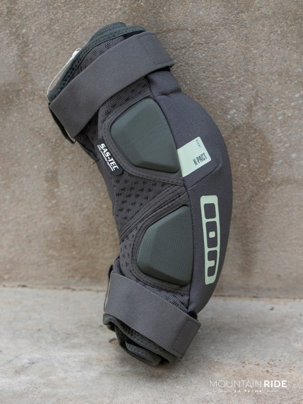 ION K Pact knee grey