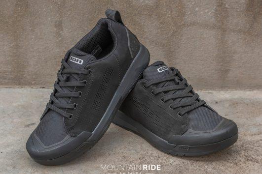 ION Raid AMP II Flat MTB zapatos negros