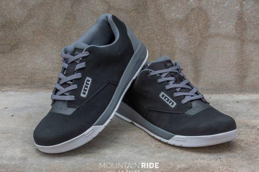 ION Raid II Flat MTB Zapatos negro blanco