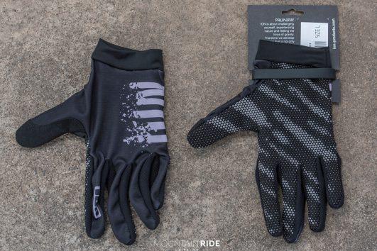 ION Scrub black modelo 2019 guante