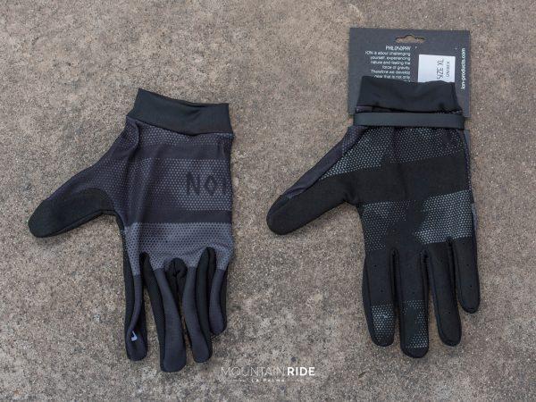 ION Scrub black modelo 2020 guante