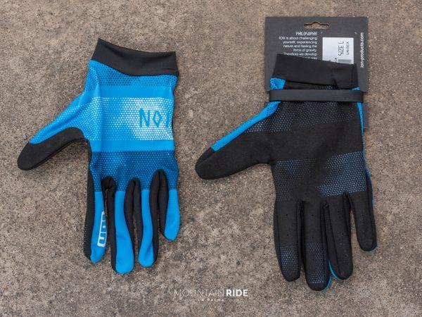 ION Scrub inside blue modelo 2020 guante