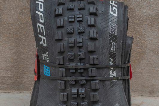 MSC Gripper Cubierta Enduro 27,5x2.4