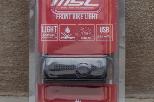 MSC Front Light 350 lumen