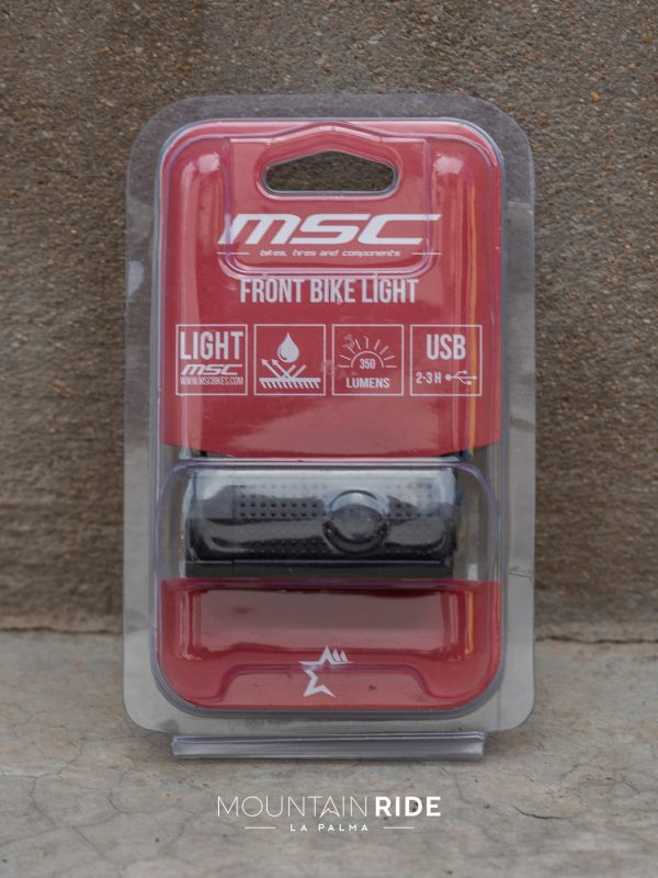 MSC Front Light 350 lumen
