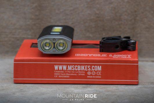 MSC Light 450 Lumen