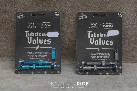 PEATYS CHRIS KING Tubeless Valvulas