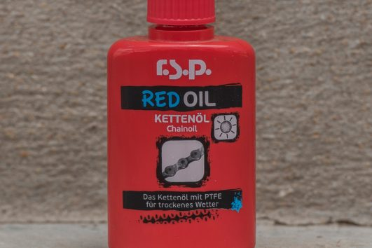 RSP Red oil chainoil