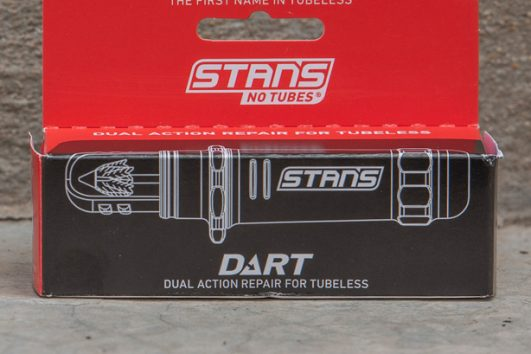 STANS NO TUBES dart dual action repair for tubeless