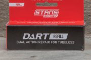STANS NO TUBES dart refill dual action repair for tubeless