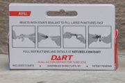 STANS NO TUBES dart refill dual action repair for tubeless 5 darts