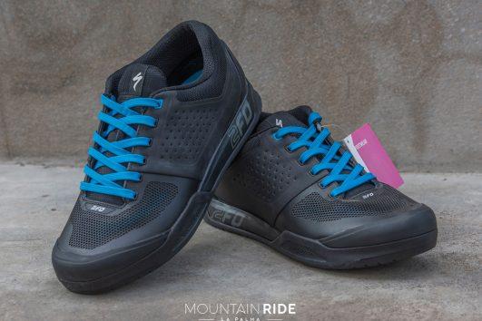 Specialized 2FO zapatos flat MTB azul