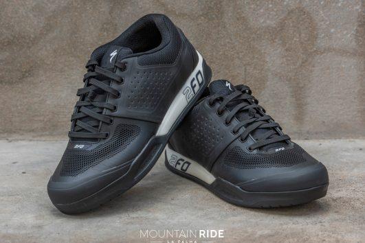 Specialized 2FO zapatos flat MTB negro