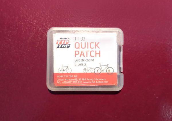 TIPTOP quick patch