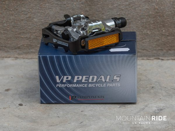 VP Components VPX82 Pedales combo SPD Flat