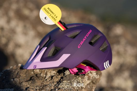 CRATONI Maxter pro purple pink matt