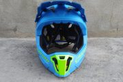 CRATONI Casco C-Maniac 2.0 MX azul plegable