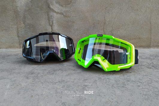 goggles bicicleta de montaña gafas los llanos
