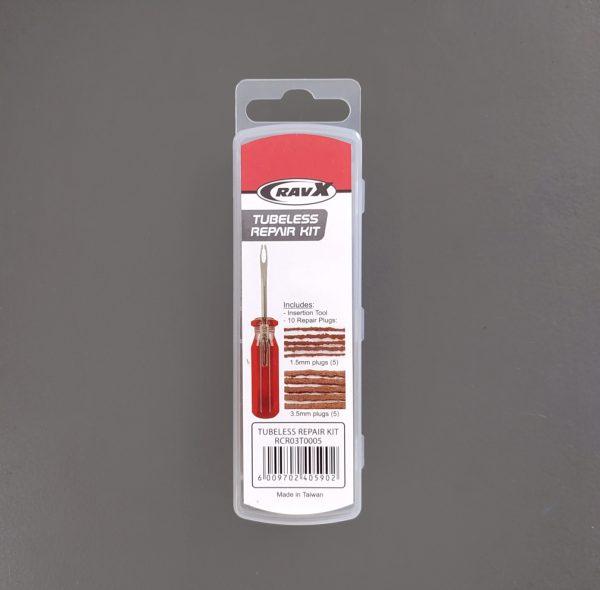RAVX tubeless repair kit