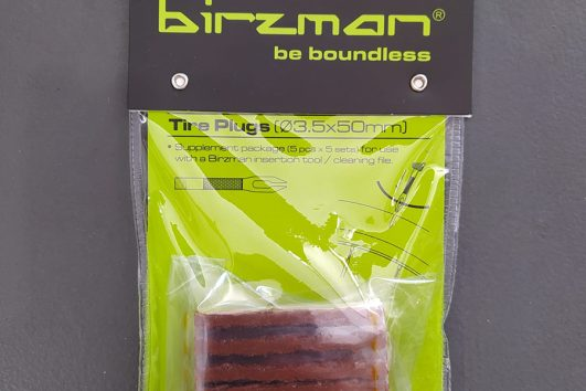 BIRZMAN tire plugs supplement package