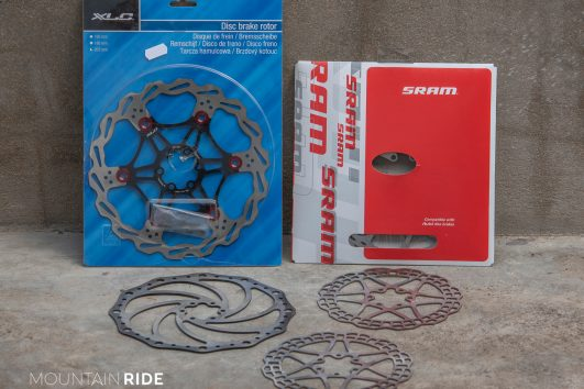 Discos de frenos XLC SRAM